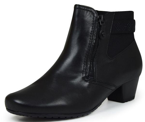 Ara 12-42012 Brügge Damen Stiefeletten schwarz