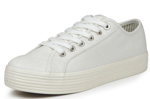 s.Oliver 5-23622-28 Damen Sneaker weiß