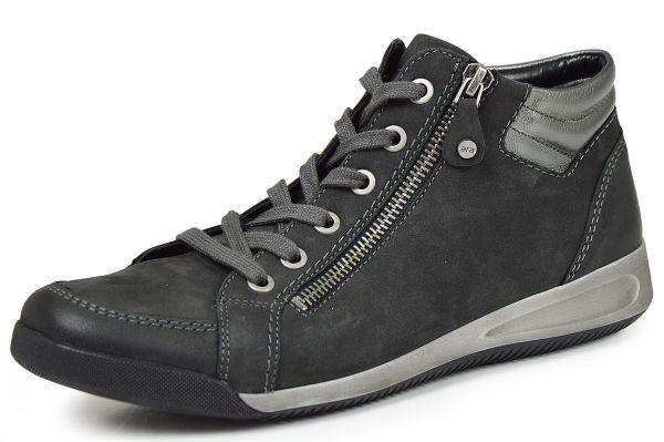 Ara Rom 44410 Damen High top Damen Sneaker grey gun ( grau )