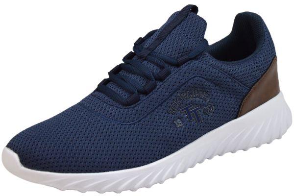 Tom Tailor 1182301 Herren Sneaker navy blau
