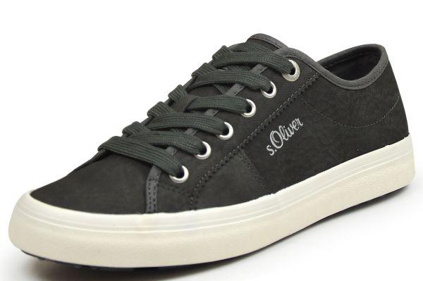 s. Oliver 23602 Damen Sneaker Soft Foam anthrazit grau