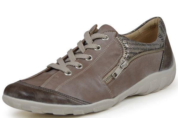 Remonte R3403-25 Damen Sneaker Wechselfußbett braun