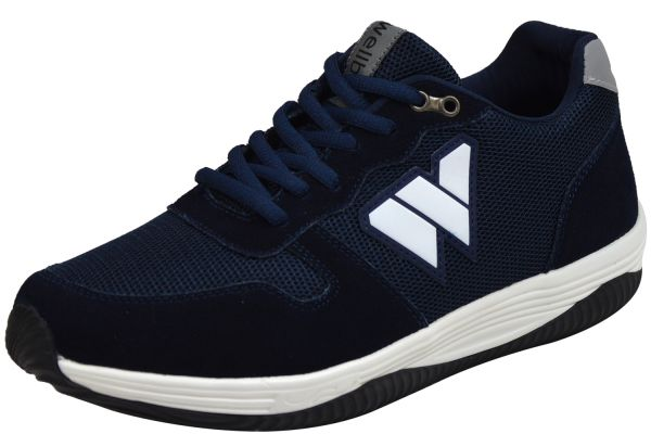 Wellbe Sydney unisex Sneaker blau ( navy )