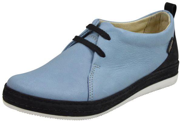 Nagaba 3814 Damen Sneaker blau