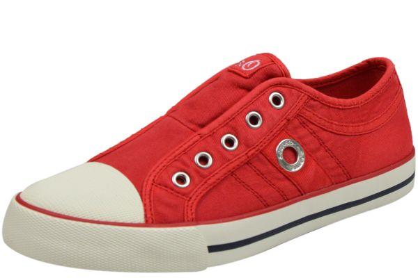 s.Oliver 5-24635-24 Damen Sneaker rot