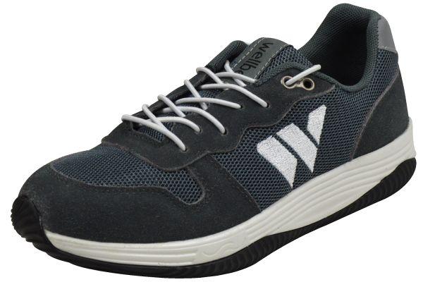 Wellbe Sydney unisex Sneaker grau