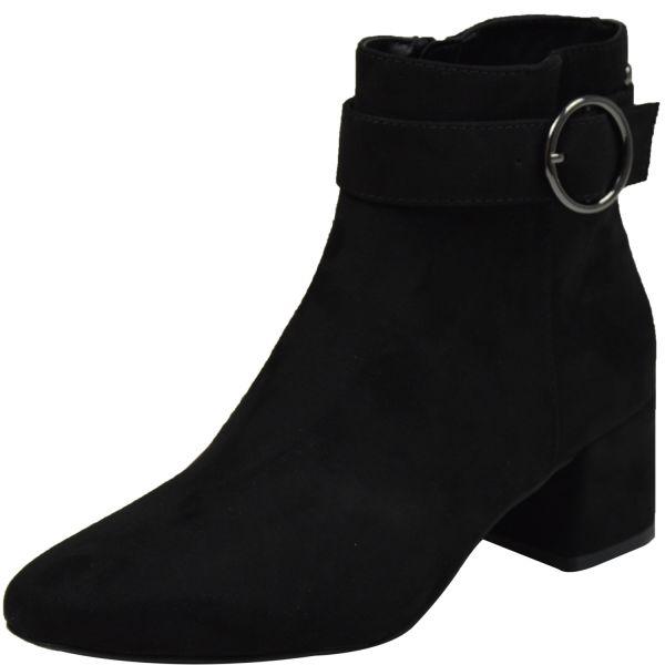 s.Oliver 5-25309-25 001 Damen Stiefeletten schwarz