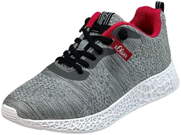 s.Oliver 5-13623-26 Herren Sneaker grey ( grau )