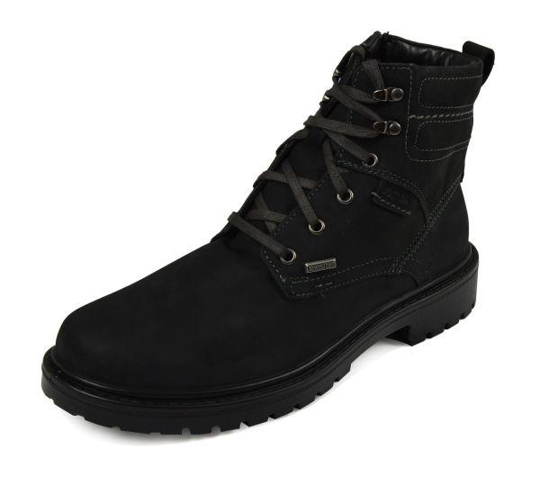 Jomos 456809475 000 Herren Combat Boots Weite H Tex-Membran schwarz