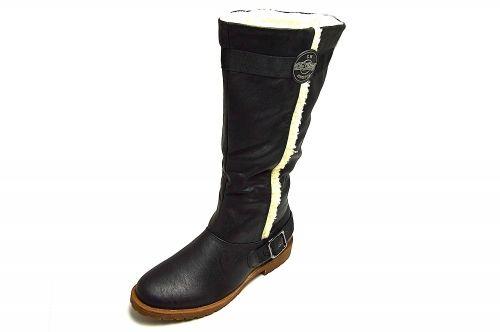 C.M. Paris T907 Damen Langschaft Stiefel, schwarz