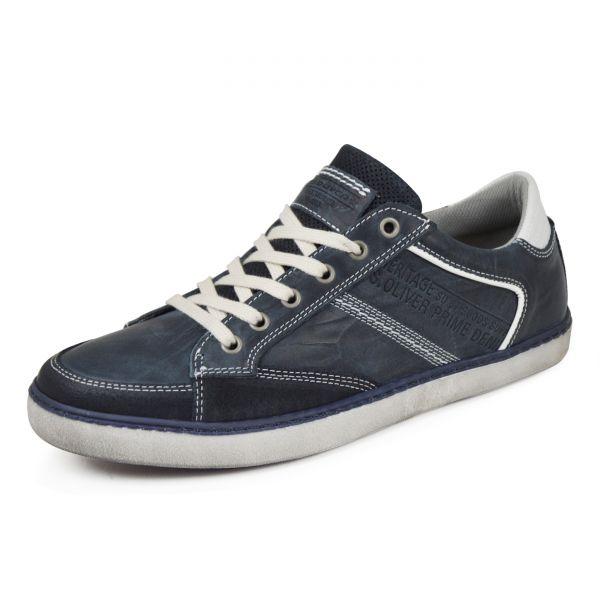 s.Oliver 5-13600-34 Herren Sneaker navy
