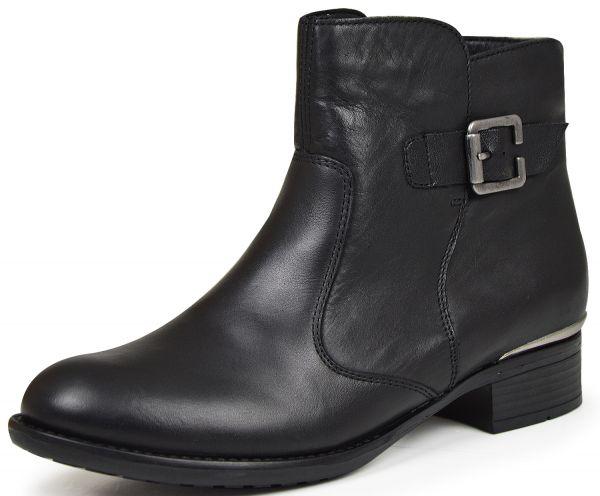 Remonte R6486-01 Damen Chelsea Boots schwarz