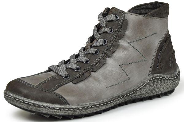 Remonte R1478-42 Damen Sneaker high top grau