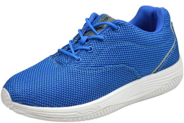 Wellbe Montreal Herren Sneaker royal blau