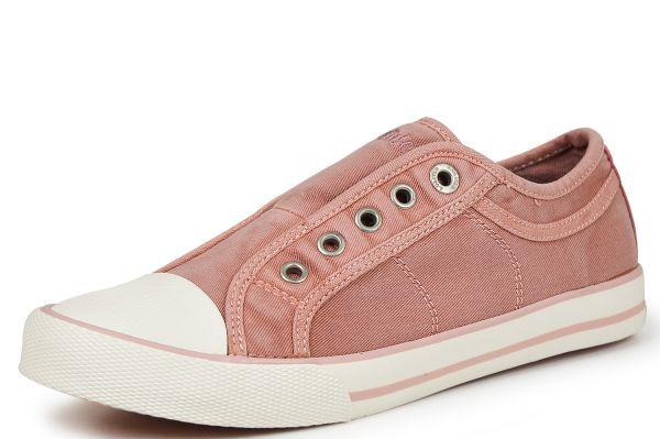 s.Oliver 5-24635-20 Damen Sneaker old rose (rosa)
