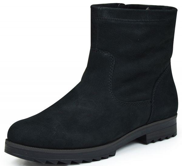 Remonte R2274-02 Damen Kurzschaft Stiefel schwarz