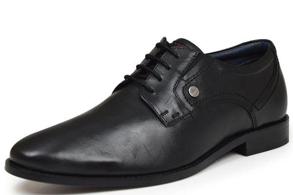 s.Oliver 5-13208-27 Herren Oxford Schnürhalbschuhe schwarz