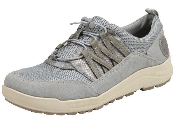 Jana 23606 Relax Damen Sneaker lt.grey (grau )