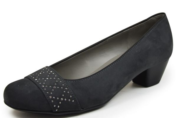 Jenny by ara Catania 22-63682 Damen Pumps grau