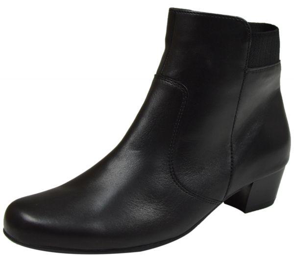 Ara Catania 12-63009 Damen Stiefeletten Weite H schwarz