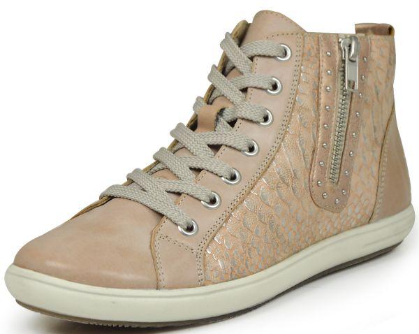 Remonte D9190-32 Damen Sneaker rosa mit Wechselfußbett