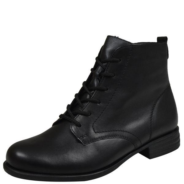 Remonte Soft R0971 Damen Siefeletten schwarz