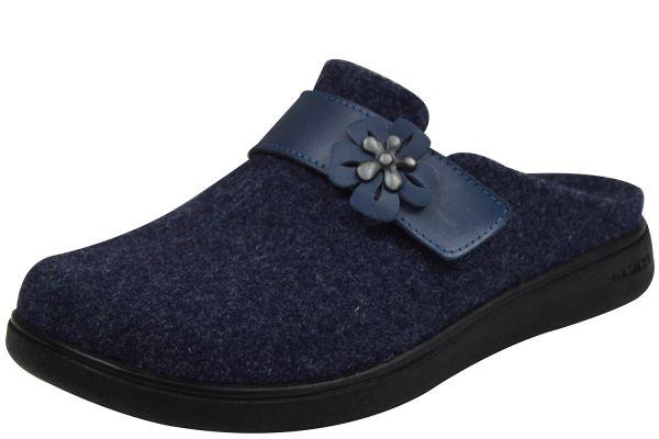 Romika Gomera 03 Damen Pantoffeln blau