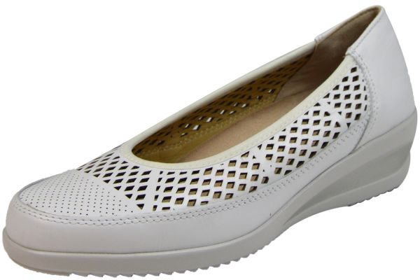 Ara Zürich HighSoft Damen Pumps weiß