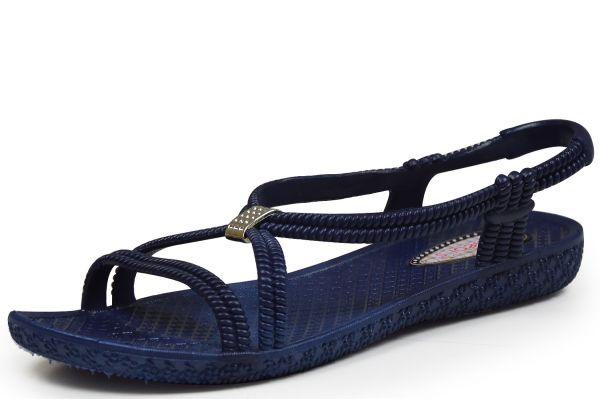 Siebi`s Tenno Bade- und Dusch Sandale blau