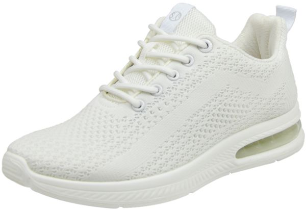 s.Oliver 5-23676-24 Soft Foam Damen Sneaker weiß