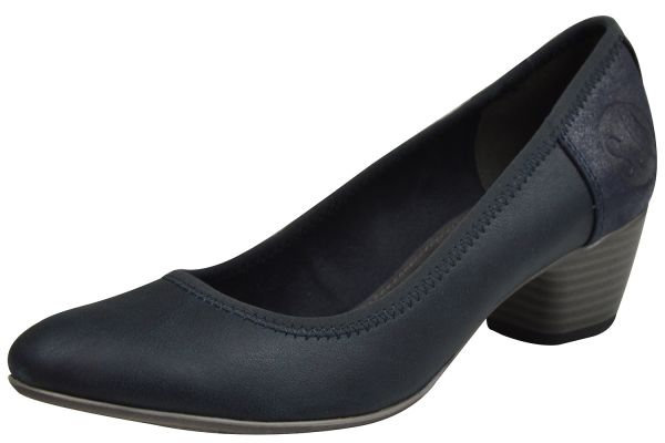 s.Oliver 5-22408-21 Damen Pumps navy comb. ( blau )