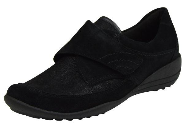 Waldläufer Ortho Tritt Katja - Soft Damen Schuhe schwarz