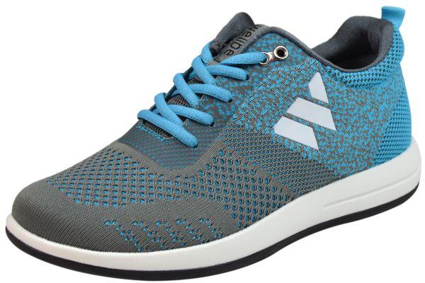 Wellbe Grenada Unisex Sneaker grey blue