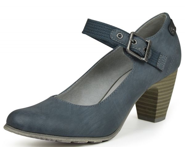 s.Oliver 5-24406-28 Damen Pumps denim ( blau )