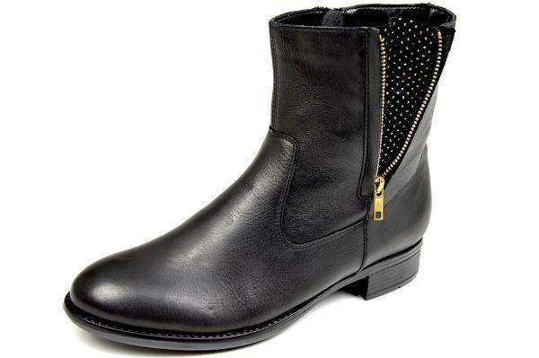 Remonte R6487-01 Damen Stiefelette schwarz