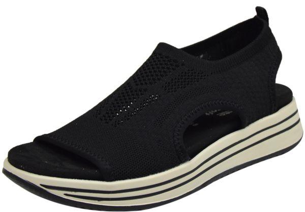 Remonte R2955-02 Damen Sandalen schwarz