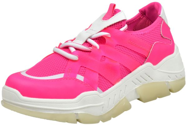 s. Oliver 5-23666-24 Damen Sneaker pink (fuxia)