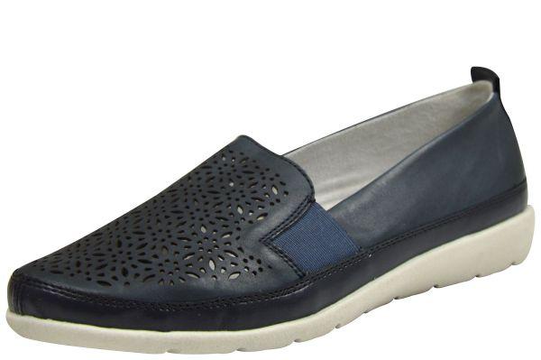 Remonte D1922-14 Damen Slipper blau
