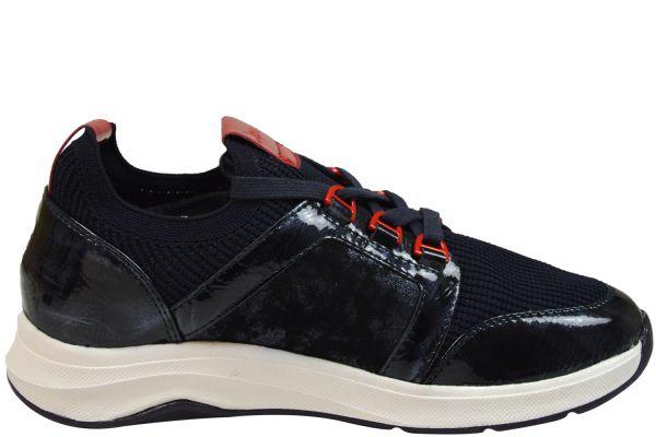 Jana 8-23615-27 Damen TEX Komfort Sneaker navy ( blau )