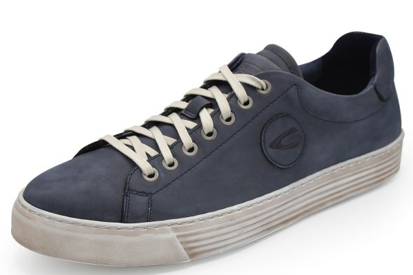 Camel Active Bowl Washed nubuk 429.15.03 Herren Sneaker navy