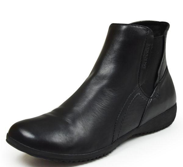 Josef Seibel Naly 05 Damen Combat Boots schwarz