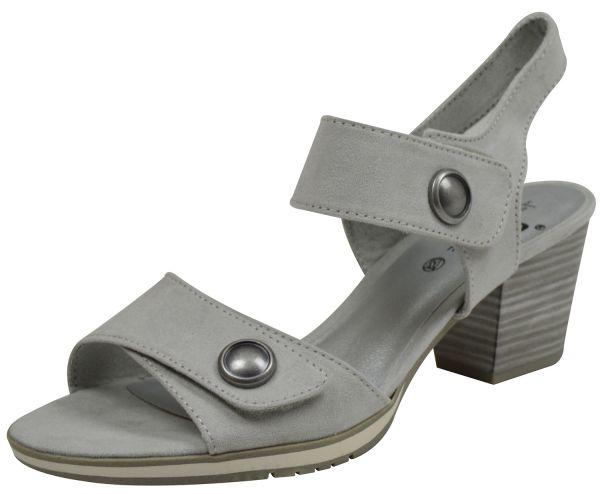 Jana 8-28308-22 Damen Sandaletten grau ( lt. grey )