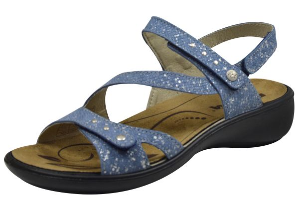 Romika Ibiza 70 Damen Sandalen blau
