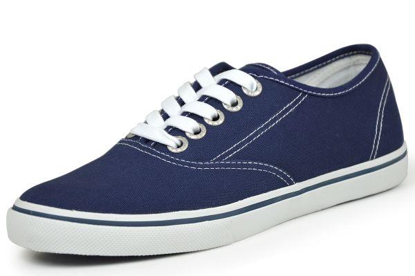 Marco Tozzi 2-23607-24 Damen Sneaker navy comb (blau)