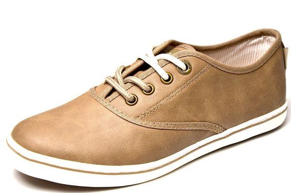 s.Oliver 5-23601-24 Damen Sneaker braun ( pepper )