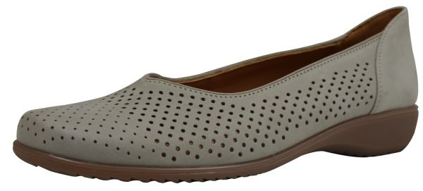 Ara Andros Damen Slipper moon ( beige )