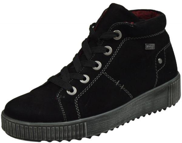 Remonte R7982-02 Damen Boots Tex Membrane schwarz