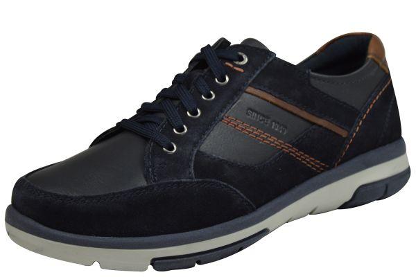 Ara Marius Herren Sneaker navy ( blau )