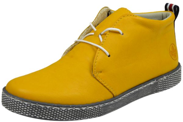 Rieker L1210-68 Damen Desert Boots gelb