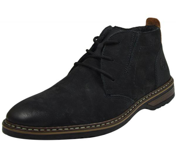 Rieker 13930-00 Herren Desert Boots schwarz